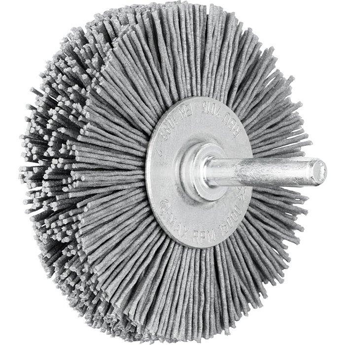 PFERD Rundbürste mit Schaft, ungezopft RBU 7015/6 SiC 180 0,90