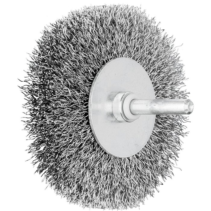 PFERD Rundbürste mit Schaft, ungezopft RBU 8015/6 ST 0,30
