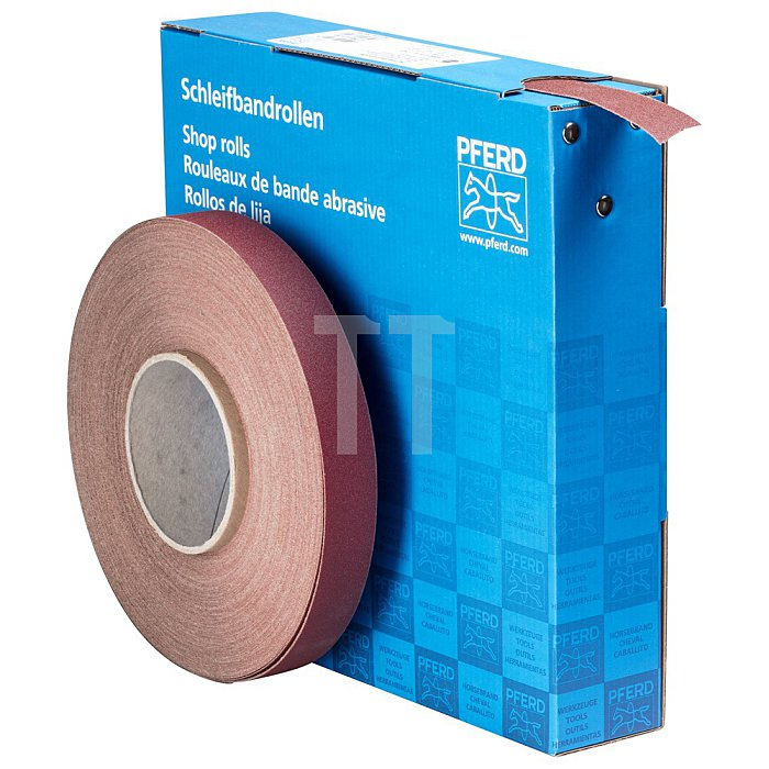 PFERD Schleifbandrolle SBR 25 A 150