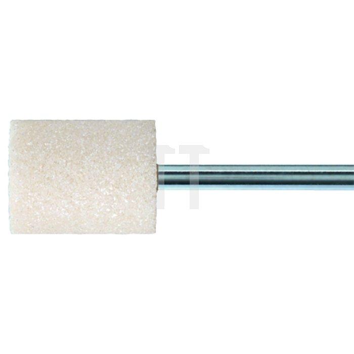 PFERD Schleifstift, Härte I, Zylinderstift ZY, Schaft-ø 6mm ZY 2025 6 AW 60 I5V