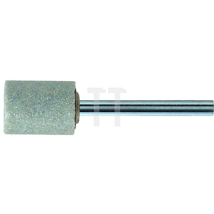 PFERD Schleifstift, Härte T, Zylinderstift ZY, Schaft-ø 3mm ZY 0816 3 AW 80 T5V