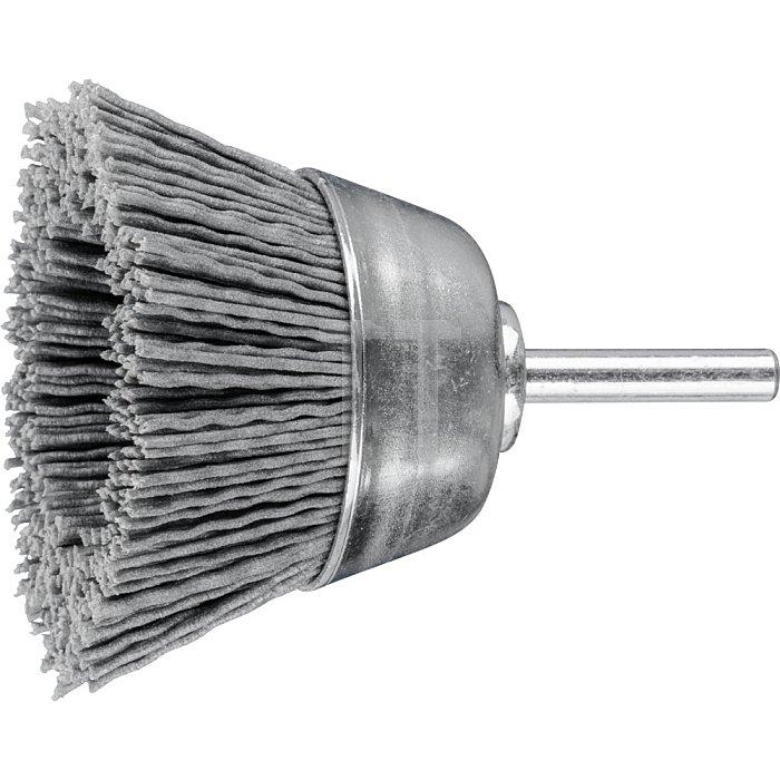 PFERD Topfbürste mit Schaft, ungezopft TBU 6015/6 SiC 180 0,90