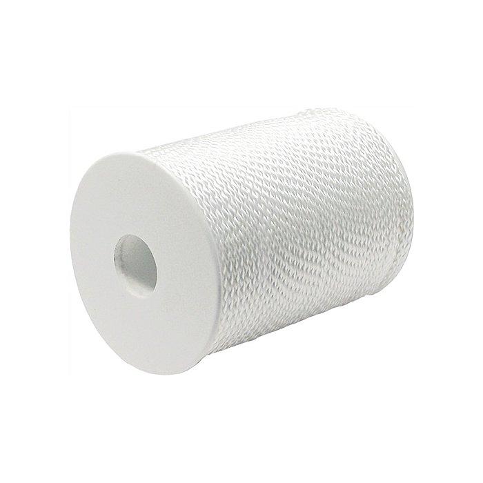 Pflasterschnur Länge 100m Durchmesser 3mm weiss