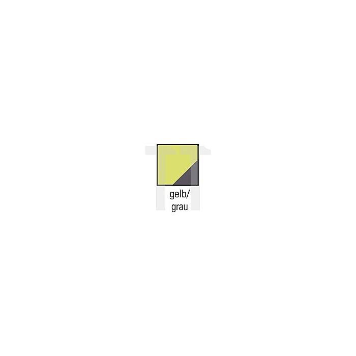 Pilotenjacke Gr.M gelb/grau EN20471/343 Kl.2