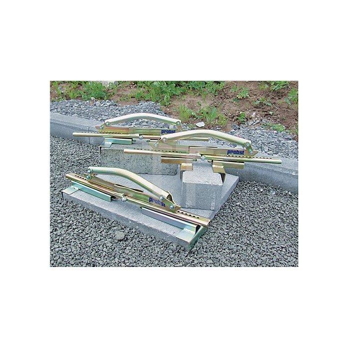 Plattenheber PPH 24/50 Öffnungsweite 190-505mm Eigengewicht 1,5kg