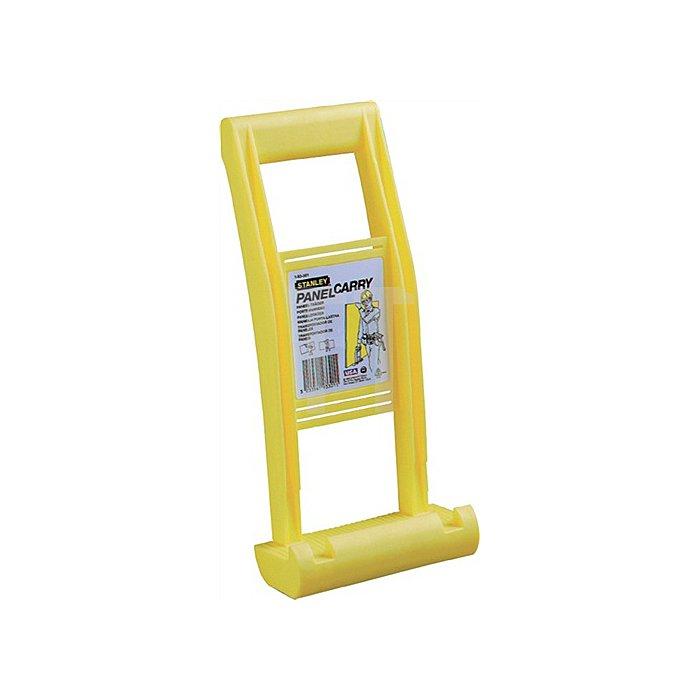 Plattenträger Belastbarkeit bis 90 kg Paneelträger aus Kunststoff Stanley