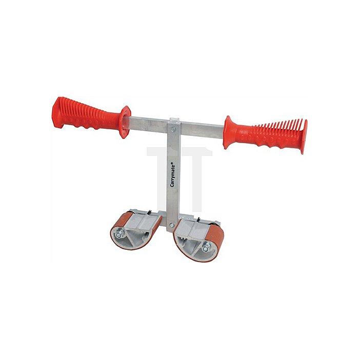 Plattenträger Spann-W.0-80mm TG-80 Trgf.pro Griff von 100kg Carrymate