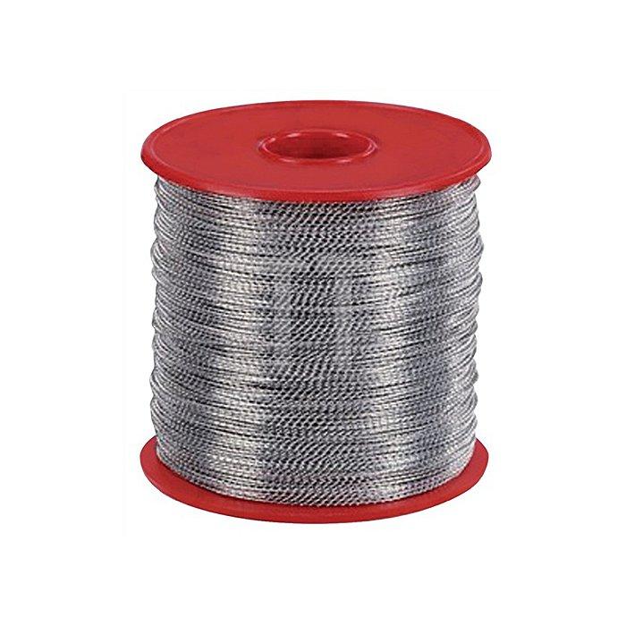 Plombendraht 0,5/0,3mm Eisen verz. 1/2kg/Bund geschnitten L.200mm