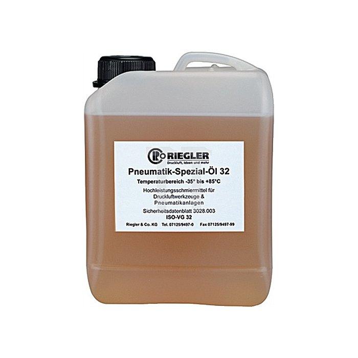 Pneumatik-Spezial-Öl  2,5-Liter-Kanister