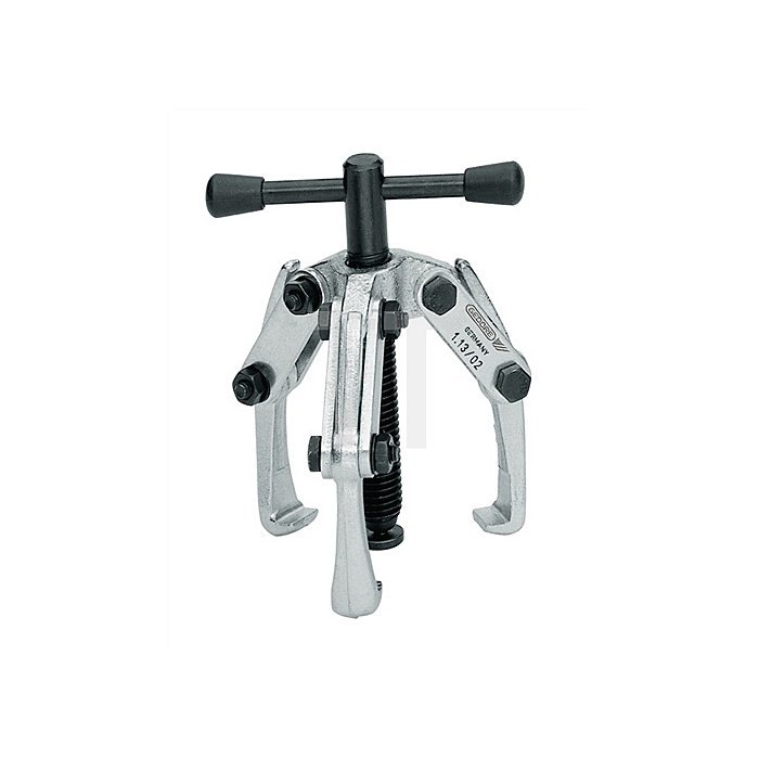 Polklemmenabzieher Spann-T.60mm Spann-W.60mm 3armig