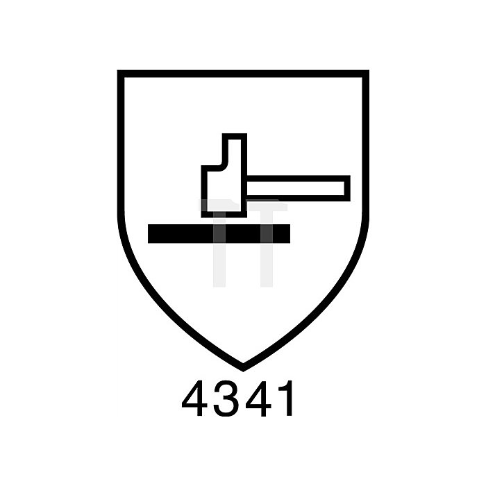 Polyurethanhandschuhe Camapur Cut 627 Gr.8 KCL grau/schwarz