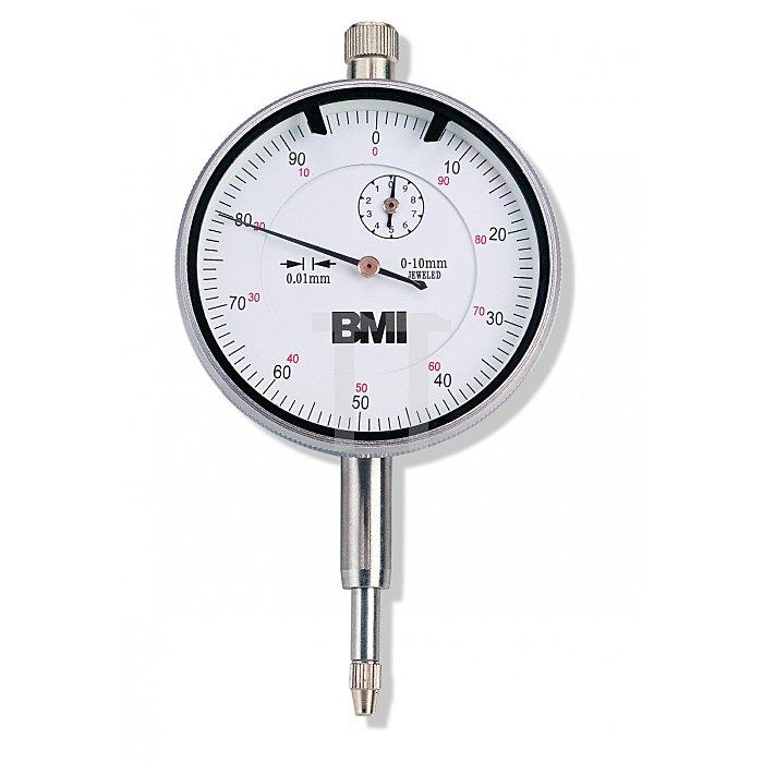 BMI Präzionsmessuhr, Messbereich 10mm 766010