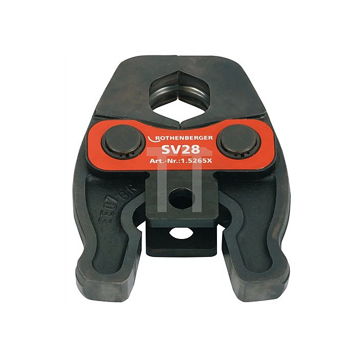 Pressbacke Compact M 22mm System V/SV Metall/NE-Metall Rothenberger
