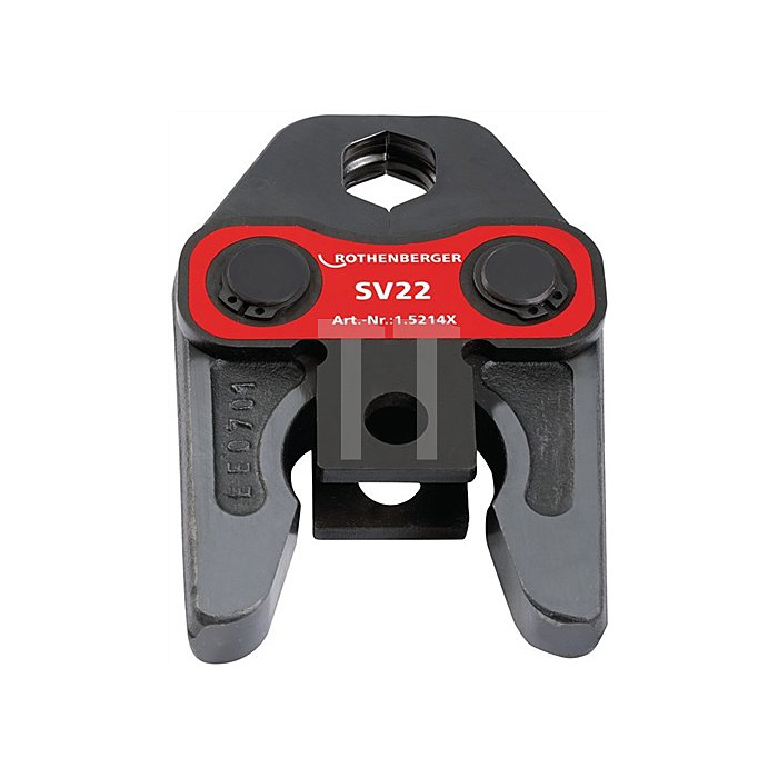 Pressbacke Standard M 54mm System V/SV Metall/NE-Metall Rothenberger