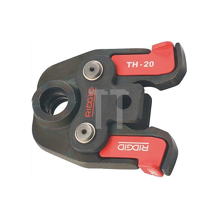 Pressbacke TH 32mm Kompakt für Henco System Ridgid