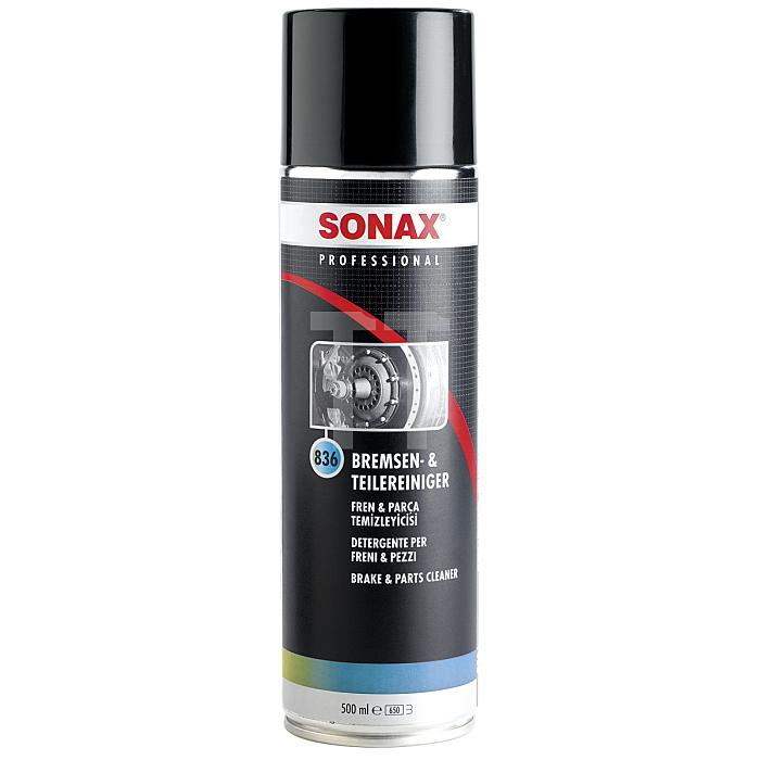 Professional Bremsen & TeileReiniger Reinigung 500 ml