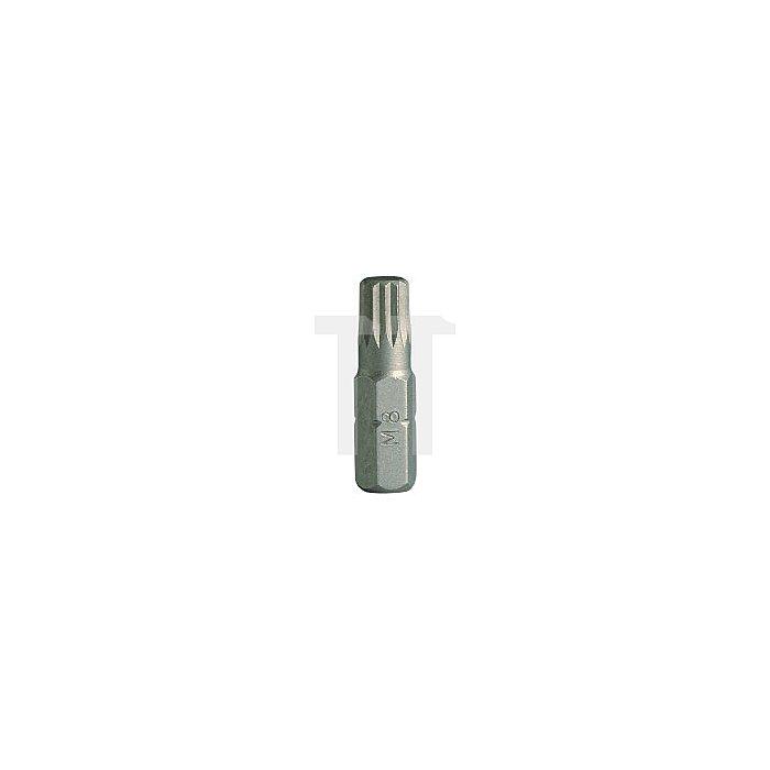 Projahn 10mm Bit L75mm Vielzahn M8 348708