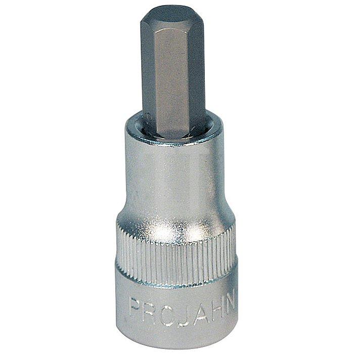 Projahn 1/2 Zoll Bit Stecknuss L100mm Innen-6-kant 6mm 326106