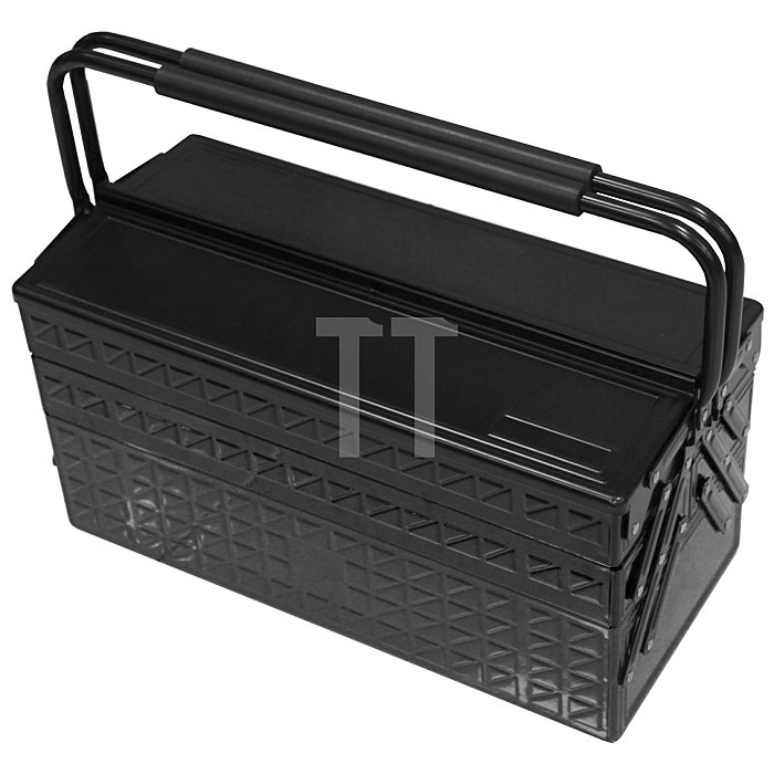 Projahn 1/2 Zoll proficraft Metall Werkzeugbox 84-tlg. 8688