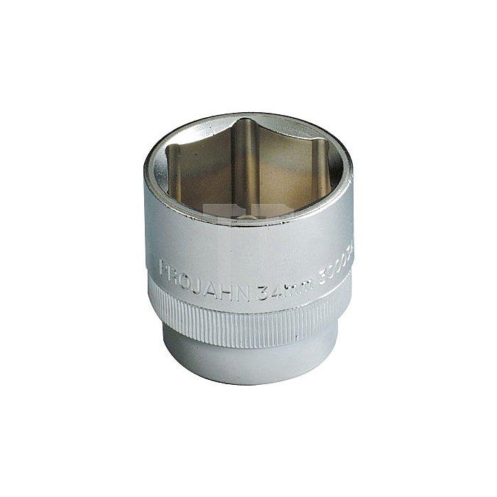 Projahn 1/2 Zoll Stecknuss 6-kant 21mm 300021