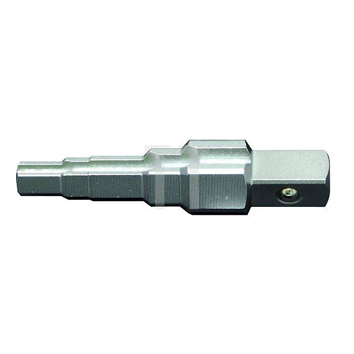 Projahn 1/2 Zoll Stufenschlüssel 5-stufig 4297-2