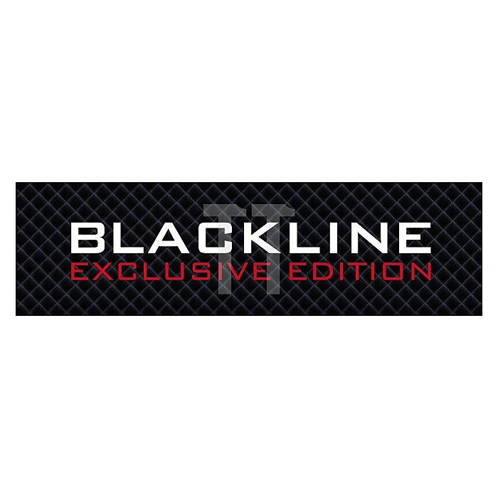 Projahn 1/4 Zoll +1/2 BlackLine Steckschlüssel-Satz 69-tlg. 3914201