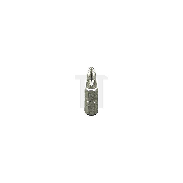 Projahn 1/4 Zoll ACR Bit L25mm Pozidriv Nr.2 10er Pack 3012-10
