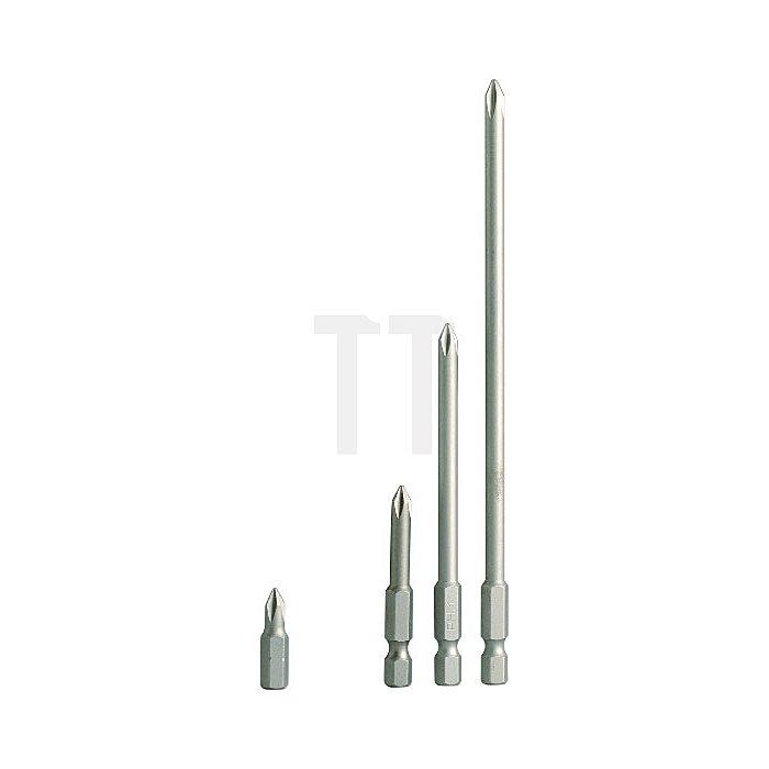 Projahn 1/4 Zoll Bit L150mm Pozidriv Nr.3 2613