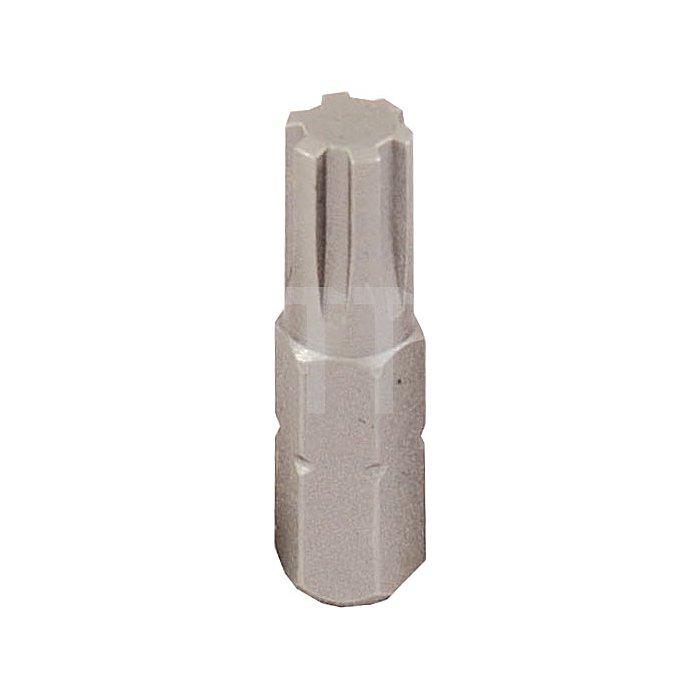 Projahn 1/4 Zoll Bit L25mm Keilzahn M6 3173