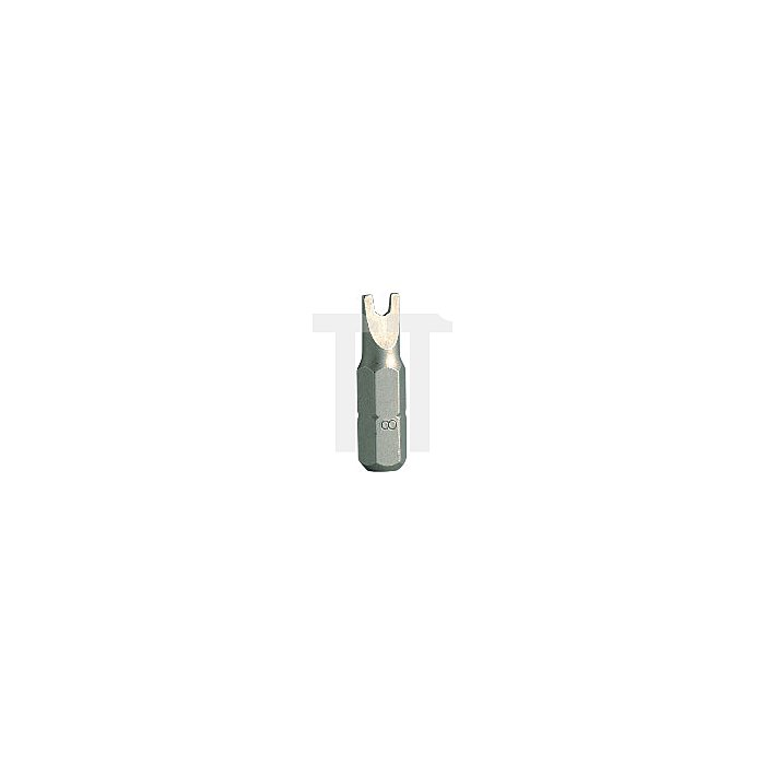 Projahn 1/4 Zoll Bit L25mm Spanner 8mm 2668
