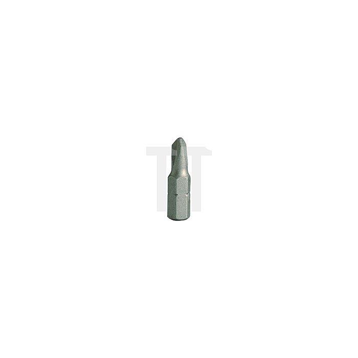 Projahn 1/4 Zoll Bit L25mm Tri-Wing Nr.2 2672