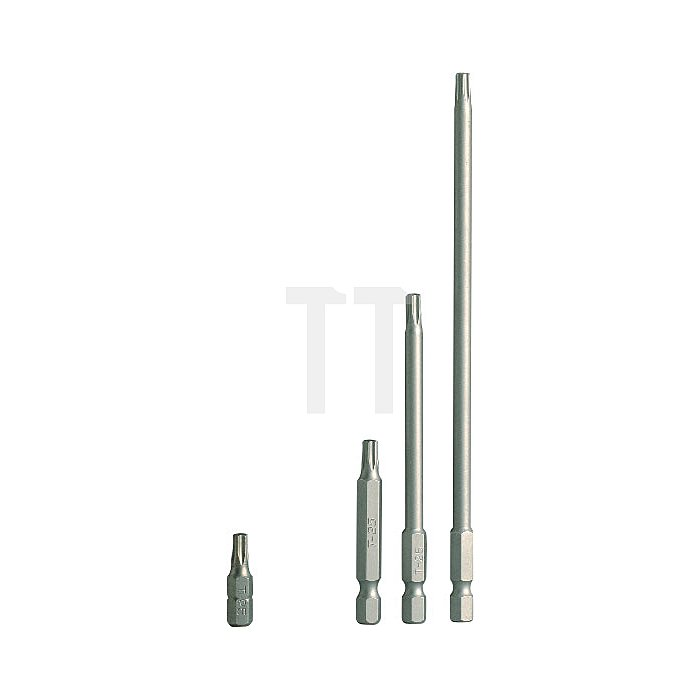 Projahn 1/4 Zoll Bit L25mm TX T30 2735