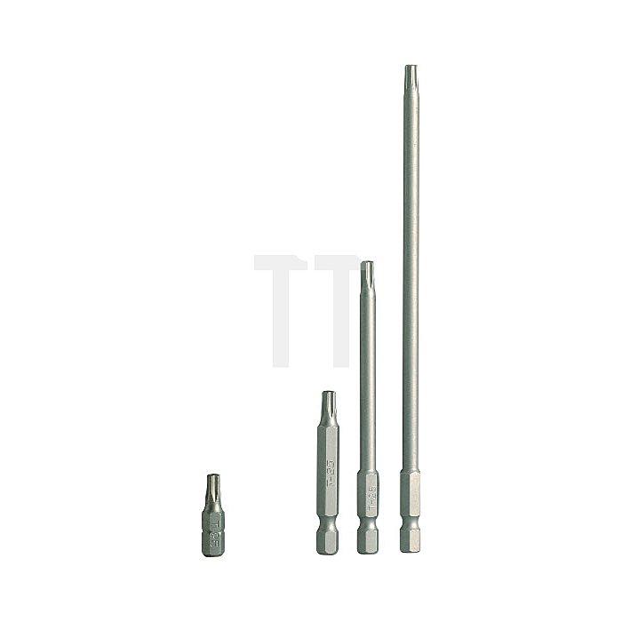 Projahn 1/4 Zoll Bit L25mm TX T9 2739
