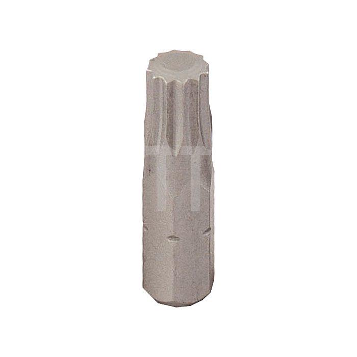 Projahn 1/4 Zoll Bit L25mm Vielzahn M6 3163