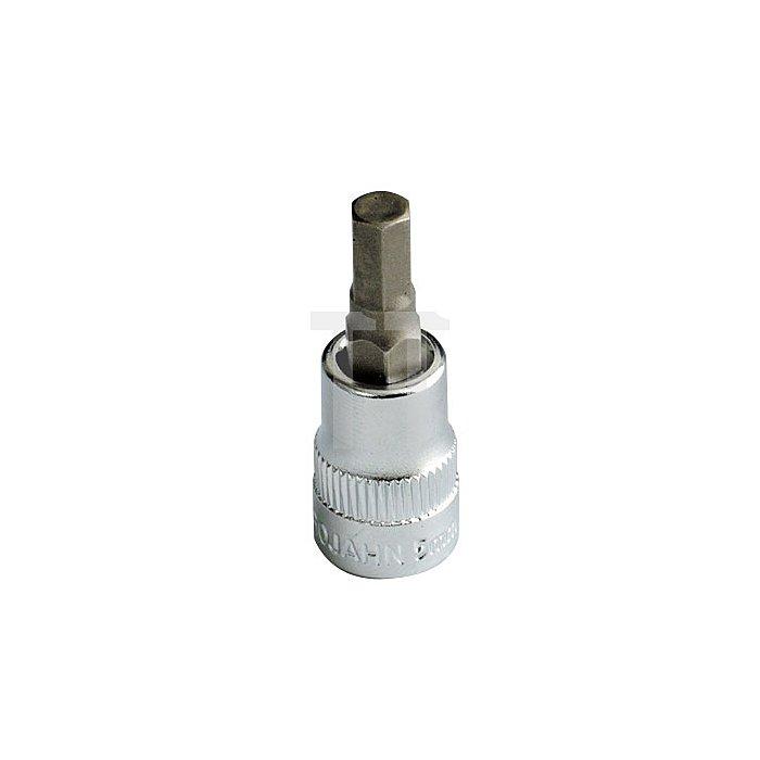 Projahn 1/4 Zoll Bit Stecknuss Inbus 4mm Xi-on 411604