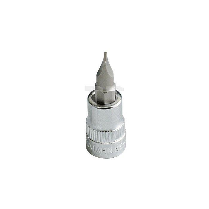 Projahn 1/4 Zoll Bit Stecknuss Schlitz 7mm Xi-on 411207