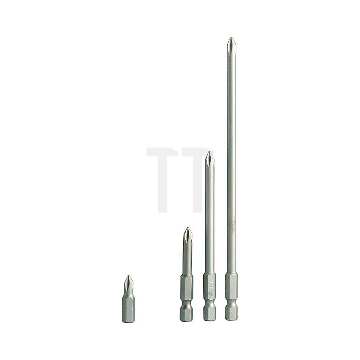 Projahn 1/4 Zoll Bit TIN Pozidriv L25mm Nr.2 3712