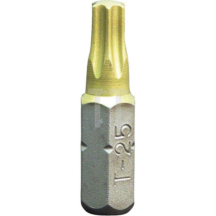 Projahn 1/4 Zoll Bit TIN TX L25mm T25 3734