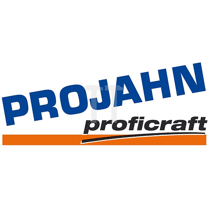 Projahn 1/4 Zoll proficraft Steckschlüssel-Satz 45-tlg. in Stoff-Tragetasche 8659