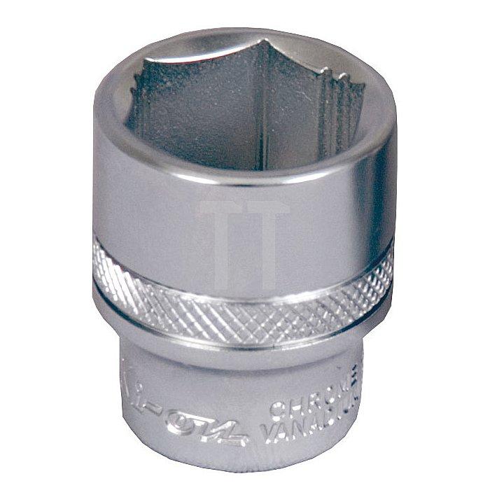 Projahn 1/4 Zoll Stecknuss 6-kant 11mm Xi-on 411011