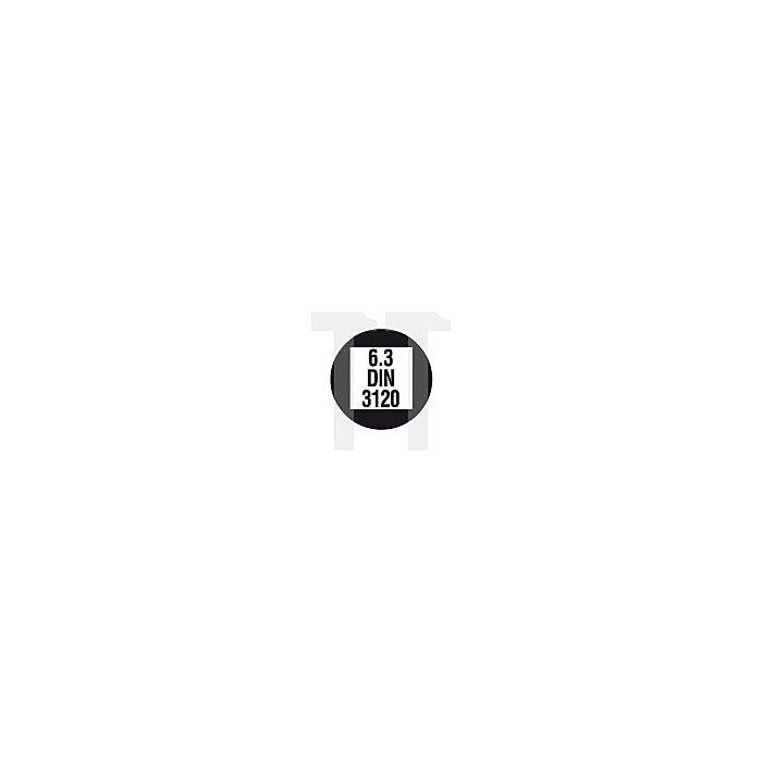 Projahn 1/4 Zoll Tiefe Stecknuss 6-kant 6mm 101060