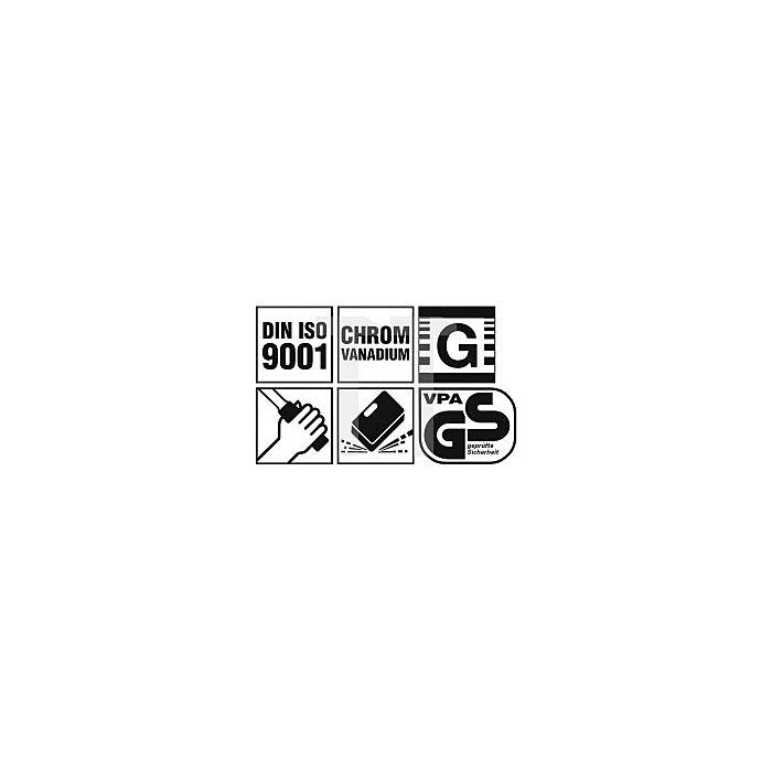 "Projahn 1/4"" + 1/2"" Professional Steckschlüssel-Koffer 91-tlg. 3904201"