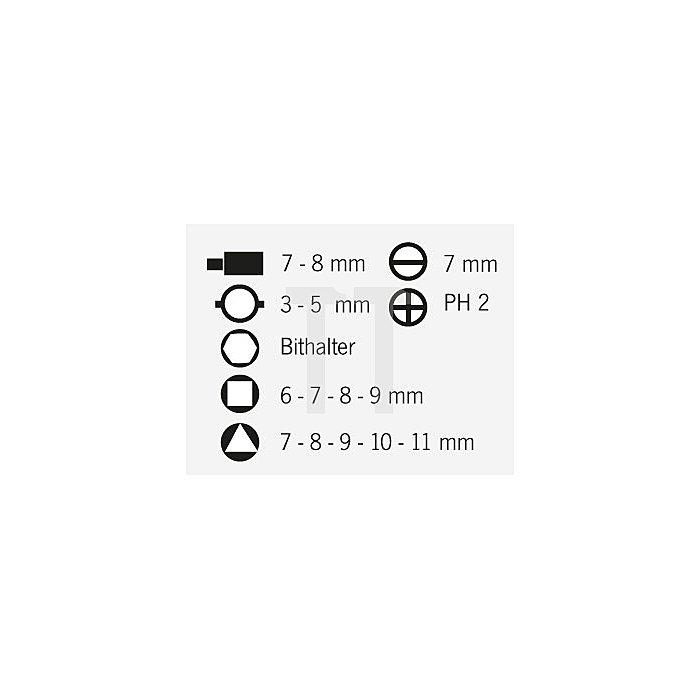 Projahn 16in1 Universalschlüssel 398005