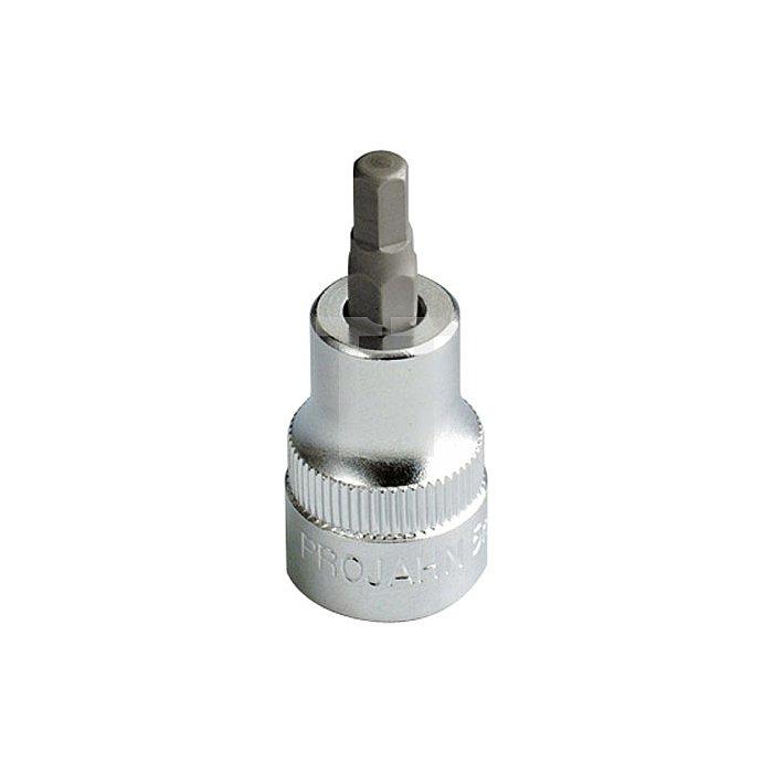 Projahn 3/8 Zoll Bit Stecknuss Innen-6-kant 3mm 206003