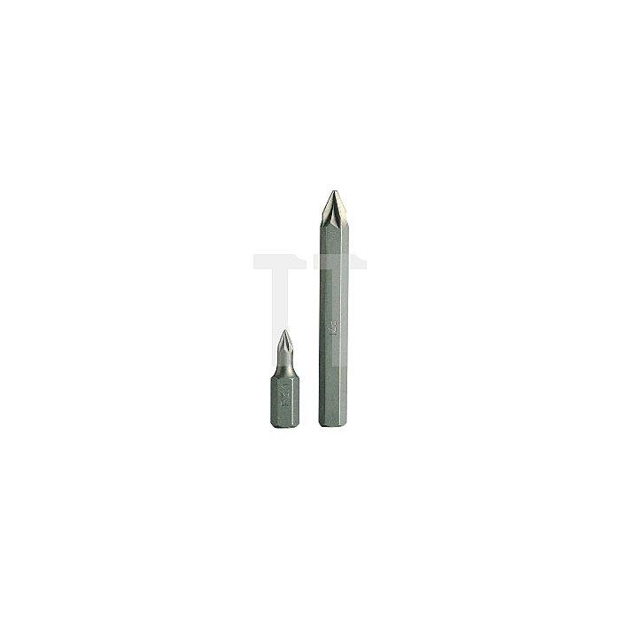 Projahn 5/16 Zoll Bit L70mm Pozidriv Nr.2 314002
