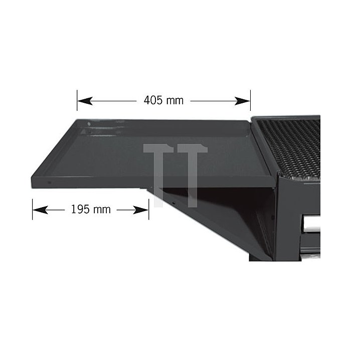 Projahn Ablage-Tisch 5907-20 zu 5901-20
