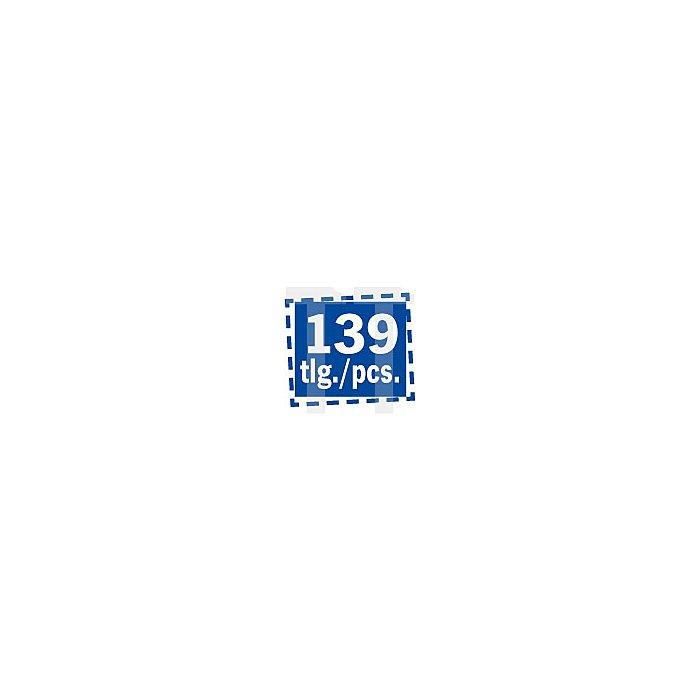 Projahn Bestückung für 2 Schubladen 139-tlg. 5995-002