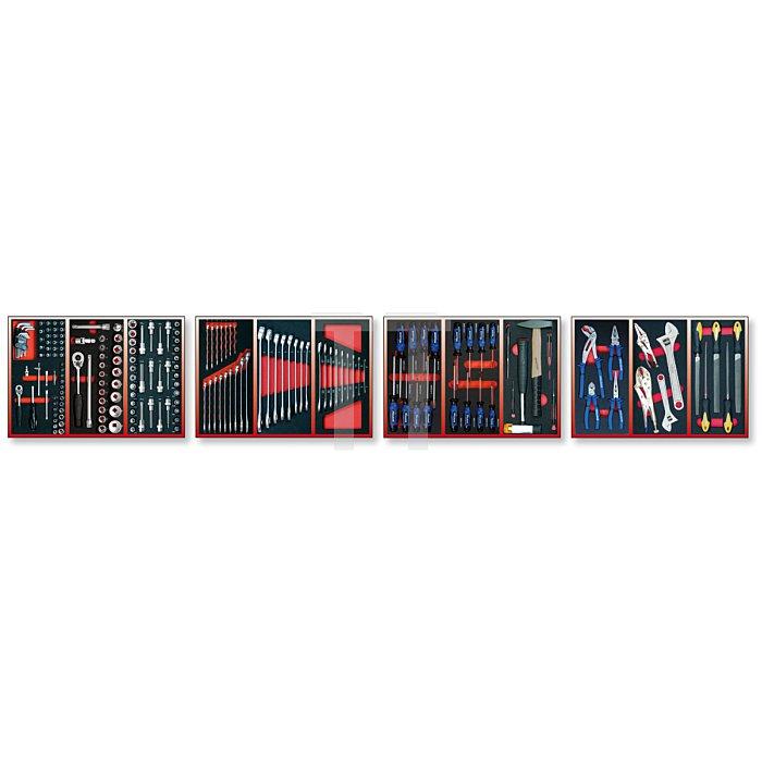 Projahn Bestückung für 4 Schubladen 179-tlg. 5995-023