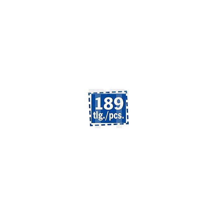 Projahn Bestückung für 4 Schubladen 189-tlg. 5995-022