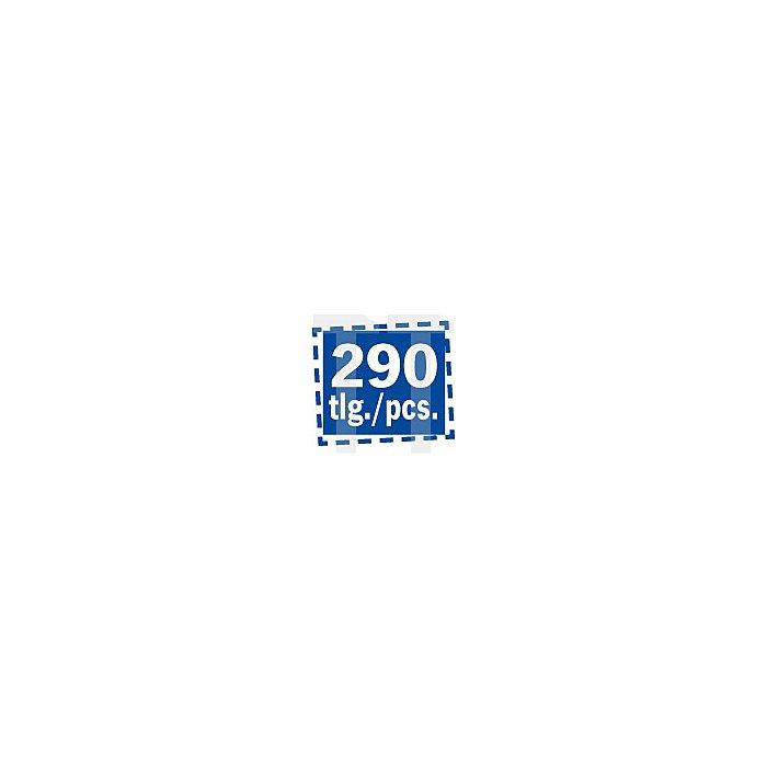 Projahn Bestückung für 7 Schubladen 290-tlg. 5995-071